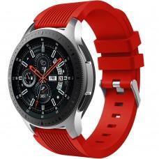Ремешок Silicone Band Samsung Gear S3 (Красный)