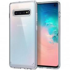 Силикон Virgin Case Samsung Galaxy S10 Plus (прозрачный)