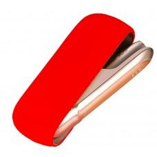 Чехол-футляр TPU для IQOS 3 (Красный)