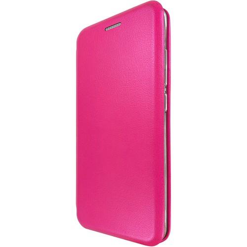 Чехол-книжка Оригинал Huawei Y7 (2019) (Розовый)