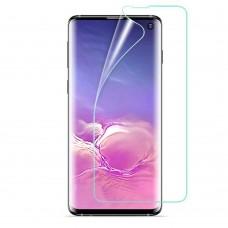 Пленка Silicone Samsung Galaxy S10 Plus (прозрачная)