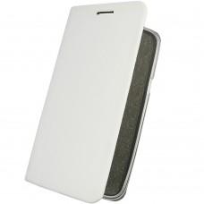 Чехол-книжка View Cover  Samsung Galaxy G350 (Белый)