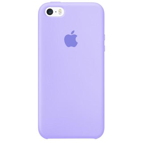 Силиконовый чехол Original Case Apple iPhone 5 / 5S / SE (43) Glycine