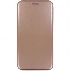 Чехол-книжка Оригинал Meizu M6T (Розовое золото)