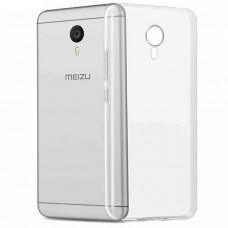 Силикон WS Meizu M3 Note (прозрачный)