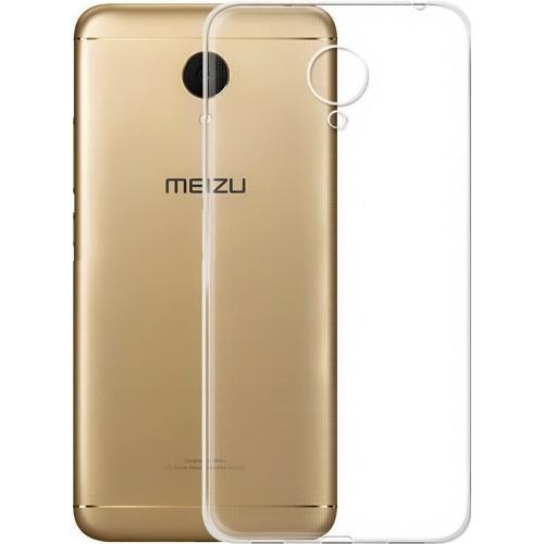 Силиконовый чехол WS Meizu M5 Note / M3e (прозрачный)