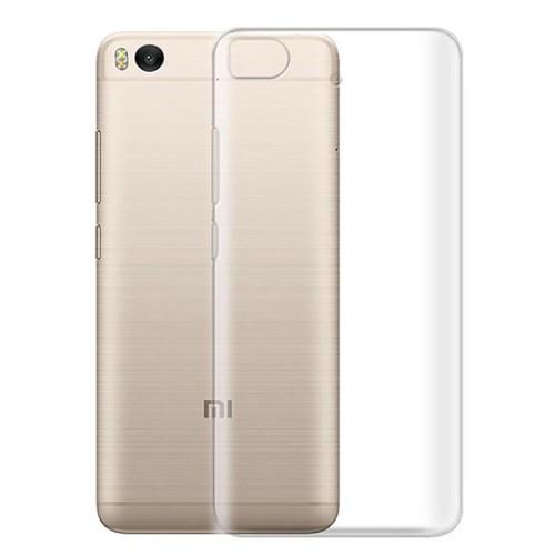 Силиконовый чехол UltraThin Xiaomi Mi5S (прозрачный)