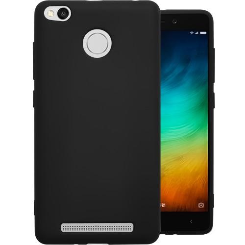 Силикон Graphite Xiaomi Redmi 4x (Чёрный)