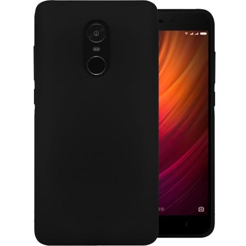 Силикон Graphite Xiaomi Redmi Note 4x (Чёрный)