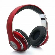 Наушники-гарнитура Headphones V33 Bluetooth Wireless Stereo (Красный)