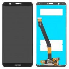 Дисплейный модуль для Huawei P Smart / Enjoy 7S (FIG-L31) (FIG-LX1) Black