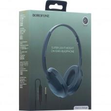 Наушники-гарнитура Borofone BO1 Bluetooth Wireless Stereo (Чёрный)