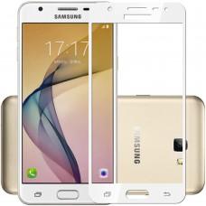 Стекло Samsung Galaxy J5 (2016) J510 White