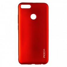 Силиконовый чехол Rock Matte Xiaomi Redmi 4 Prime (Red)