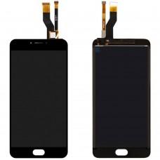 Дисплейный модуль Meizu M3 Note (M681H / M681Q / M681C) (Black)