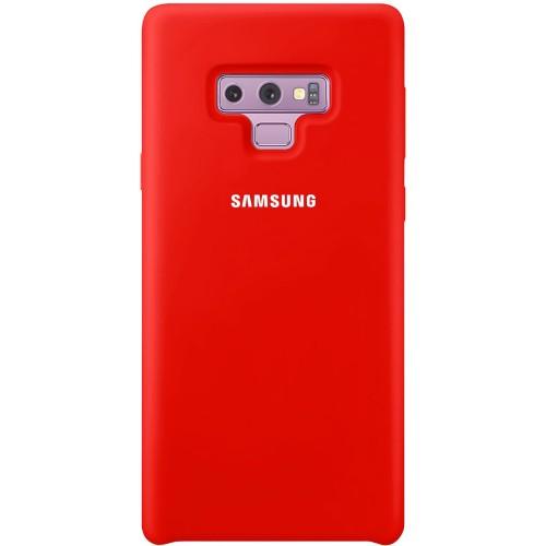 Силикон Original Case HQ Samsung Galaxy Note 9 (Красный)