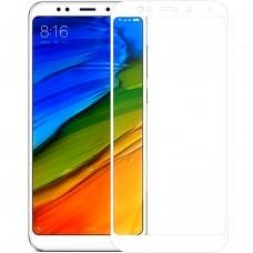 Стекло Xiaomi Redmi 5 Plus White