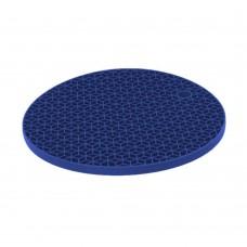 Силиконовый коврик-подставка (Синий)