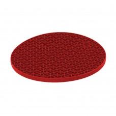 Силиконовый коврик-подставка (Тёмно-красный)