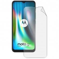 Защитная плёнка Hydrogel HD Motorola G9 Play (передняя)