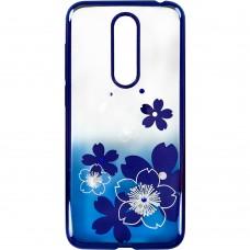 Силиконовый чехол Beckberg Breathe Seria Meizu M6T (Flowers)