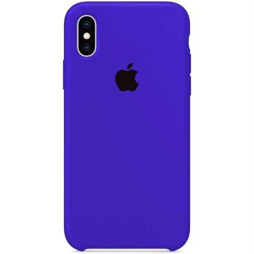 Силикон Original Case Apple iPhone X / XS (67)