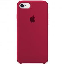 Силиконовый чехол Original Case Apple iPhone 7 / 8 (04) Rose Red
