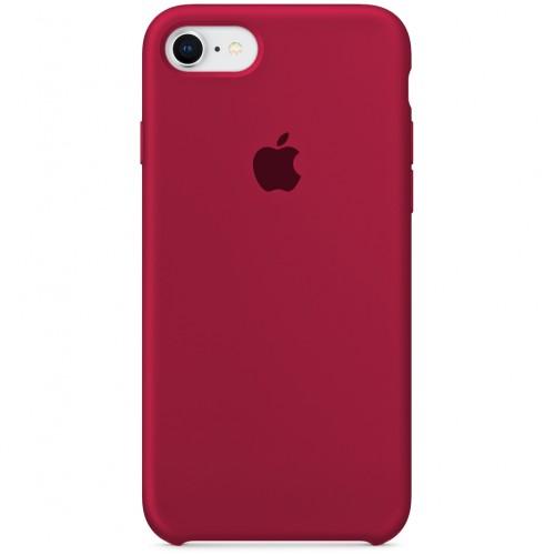 Силикон Original Case Apple iPhone 7 / 8 (04) Rose Red