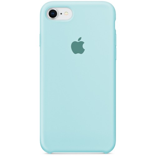 Силиконовый чехол Original Case Apple iPhone 7 / 8 (21) Turqouise