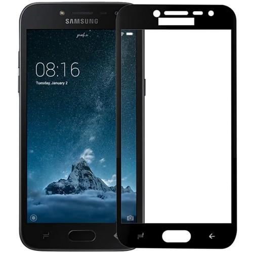 Защитное стекло 3D для Samsung Galaxy J2 (2018) J250 Black