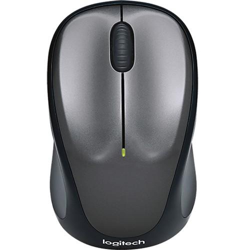 Мышь беспроводная Wireless Logitech M235 (Чёрный)