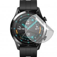 Защитная плёнка Hydrogel HD Huawei Watch GT 2 / GT 2e (46мм)