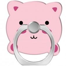 Холдер Popsocket Ring Kids (Pink Kitty)