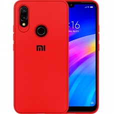 Силикон Junket Case Xiaomi Redmi 7 (Красный)