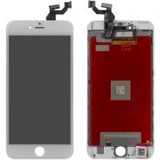 Дисплейный модуль Apple iPhone 6 Plus (White) (High Copy)