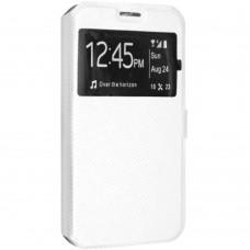 Чехол-книжка Wise Samsung Galaxy j1 mini J105 (Белый)