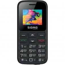 Мобильный телефон Sigma Comfort 50 HIT2020 (Black)