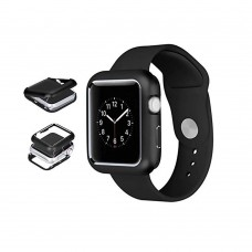 Чехол Apple Watch Full Case Magnetic 44mm (Черный)