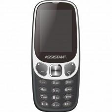 Мобильный телефон Assistant AS-203 (Black)