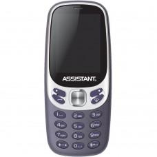 Мобильный телефон Assistant AS-203 (Blue)