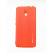 Силиконовый чехол SMTT Meizu M5s (Красный)