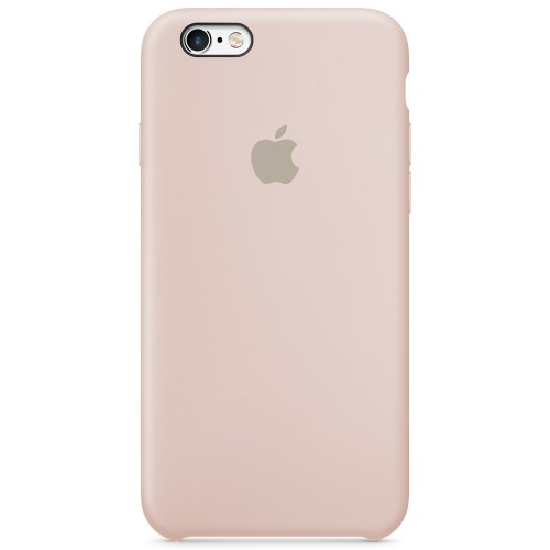 Силикон Original Case Apple iPhone 6 / 6s (16) Stone (Б/У)1кат.