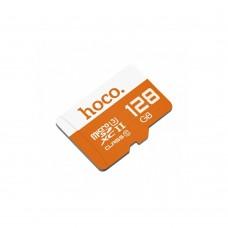 Карта памяти Hoco MicroSDHC 128Gb (оранжевый)