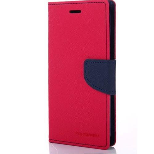 Чехол-книжка Goospery Lenovo A6020 (розовый)