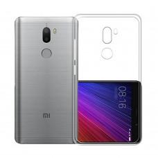 Силиконовый чехол WS Xiaomi Mi5S Plus (прозрачный)