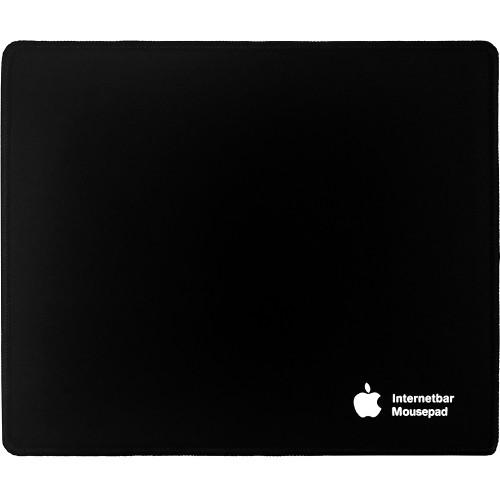 Коврик для мышки Q1 (29*24.5*3mm) (Apple) (Чёрный)
