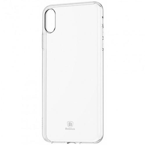 Накладка Baseus Simple Case Apple iPhone XR (прозрачный)