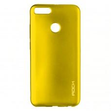 Силиконовый чехол Rock Matte Xiaomi Redmi 4 Prime (Gold)
