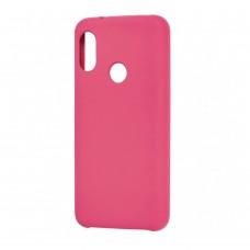 Силикон Multicolor Xiaomi Mi Max 3 (розовый)