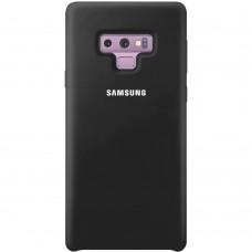 Силикон Original Case HQ Samsung Galaxy Note 9 (Чёрный)